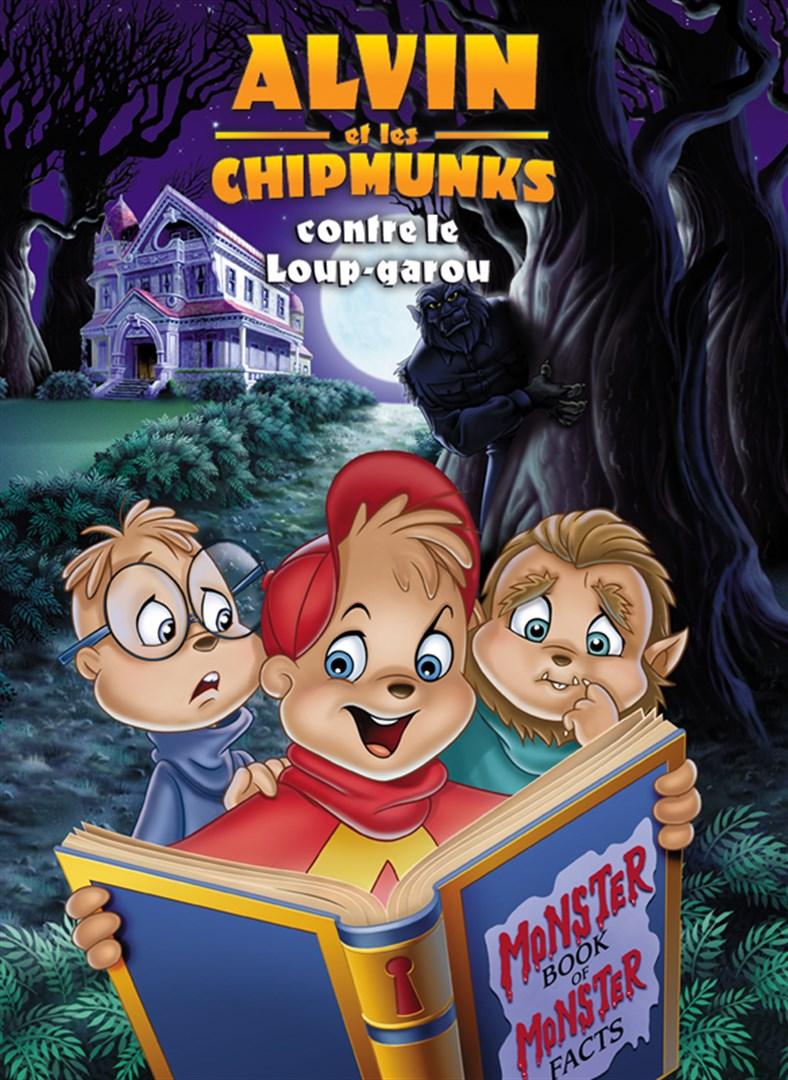 Alvin et les Chipmunks contre le loup-garou
