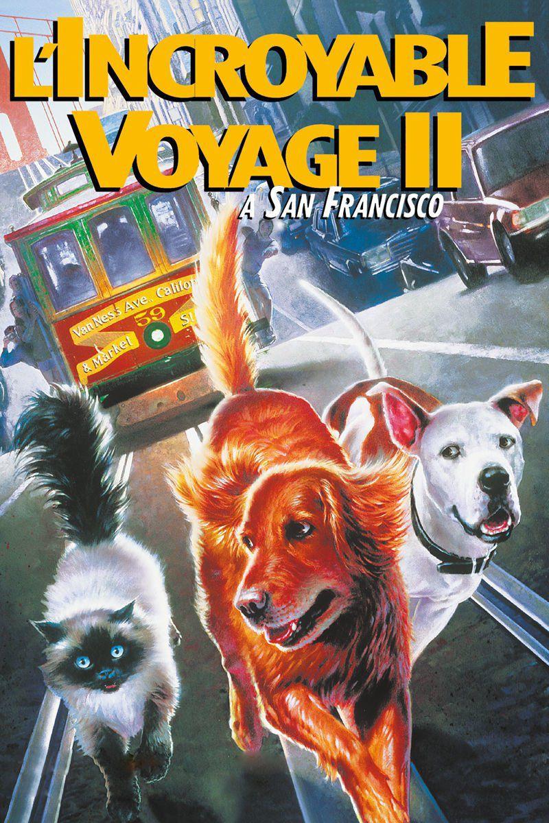 L'Incroyable Voyage 2 : À San Francisco
