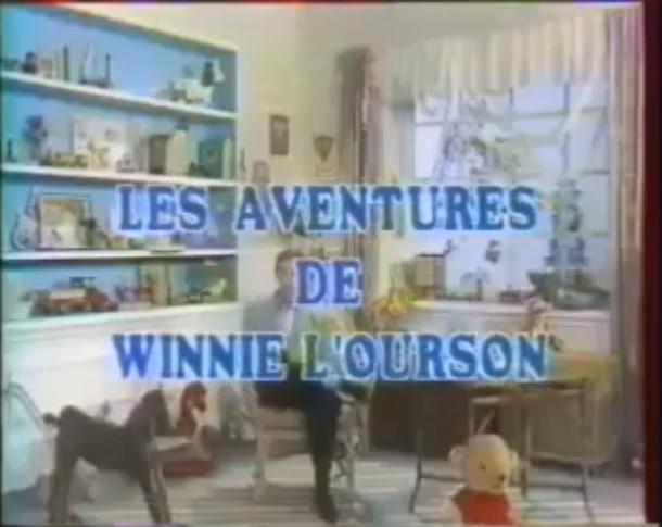 Les Aventures de Winnie l'ourson (série télévisée)