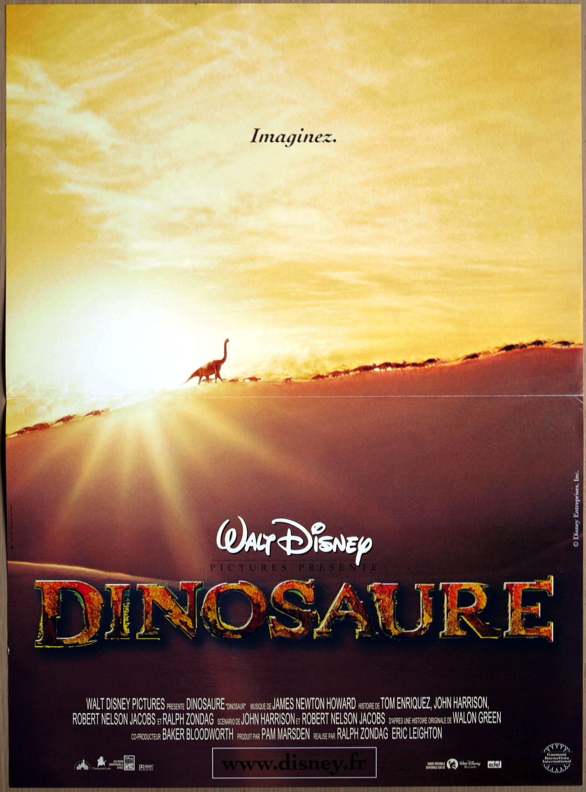 Dinosaure (film, 2000)