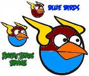 Blue birds new