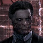 Старый аватар с призраком