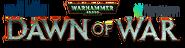 3-й Логотип Dawn of War Вики