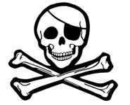 Символ Пиратов Страны Желаний