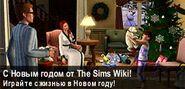 Sims Wiki-Баннер 02