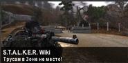 Баннер Сталкер Вики