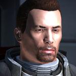 Аватарка ВВС с Шепардом
