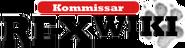 Комиссар Рекс Вики Основной логотип 1