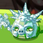 Первая аватарка Ледяного Шамана