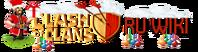 Новогодний логотип Clash of Clans Wiki