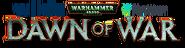 2-й Логотип Dawn of War Вики