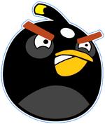 Чёрная птица 3
