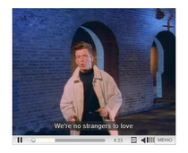 Пример видео с субтитрами