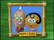 180px-Mr. & Mrs. Squarepants2