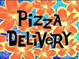 Entrega de Pizza