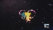 Penny Gumball pocałunek
