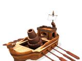 Barco Morteiro