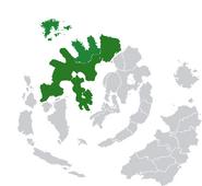 Ithanian Empire Map