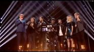 One Direction Accepting Billboard Award on BBC Music Awards - December 2014