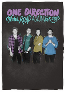 Poster del On the Road Again Tour
