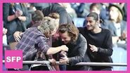 One Direction GROUP HUG CELEBRATION at 40 Principales Awards in Madrid!