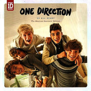 One Direction-Up All Night (Souvenir Edition)-Frontal