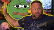 ALEX JONES SAYS TAP WATER IS TURNING HUMANS AND FROGS GAY!