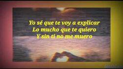 YEFRI ZUÑIGA - Te Quiero (Lyric Video)