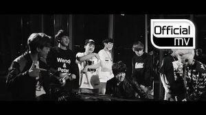 BTS - Danger Mo-Blue-Mix feat