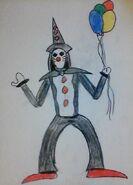 ClownMask In Color