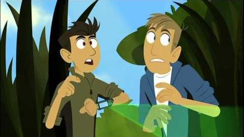 Wild Kratts - Mystery of the Squirmy Wormy