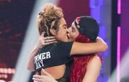 Justina-Valentine-and-Sommer-Ray