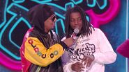 Nick Cannon and OMB Peezy