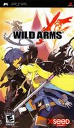 Wild Arms XF North American Cover