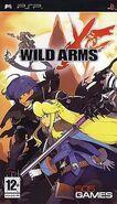 Wild Arms XF European Cover
