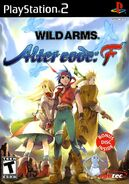 Wild Arms Alter Code F