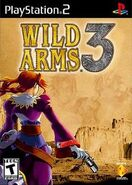 Wild Arms 3 North American Cover