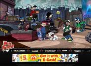 Wild Grinders Older Website