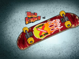 The League of Xtraordinary Sk8ters