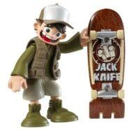 Jack Knife Lost Skate Spot