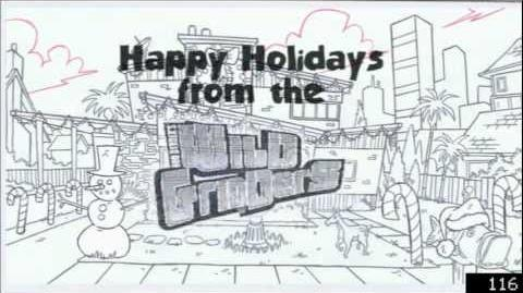 Home Plate Entertainment Holiday Animatic