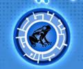 Poison Dart Frog Disc