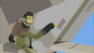 Sloth Chris Opening Hatch