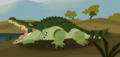 Nile Crocodile AM