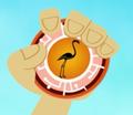 Flamingo Disc