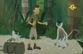 Chris and Lemurs