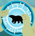 Polar Bear Power Disc
