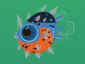 Ocean Sunfish Larva