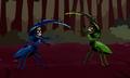 Hercules Beetle Power Suits