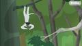 Unknown Lemur Eating